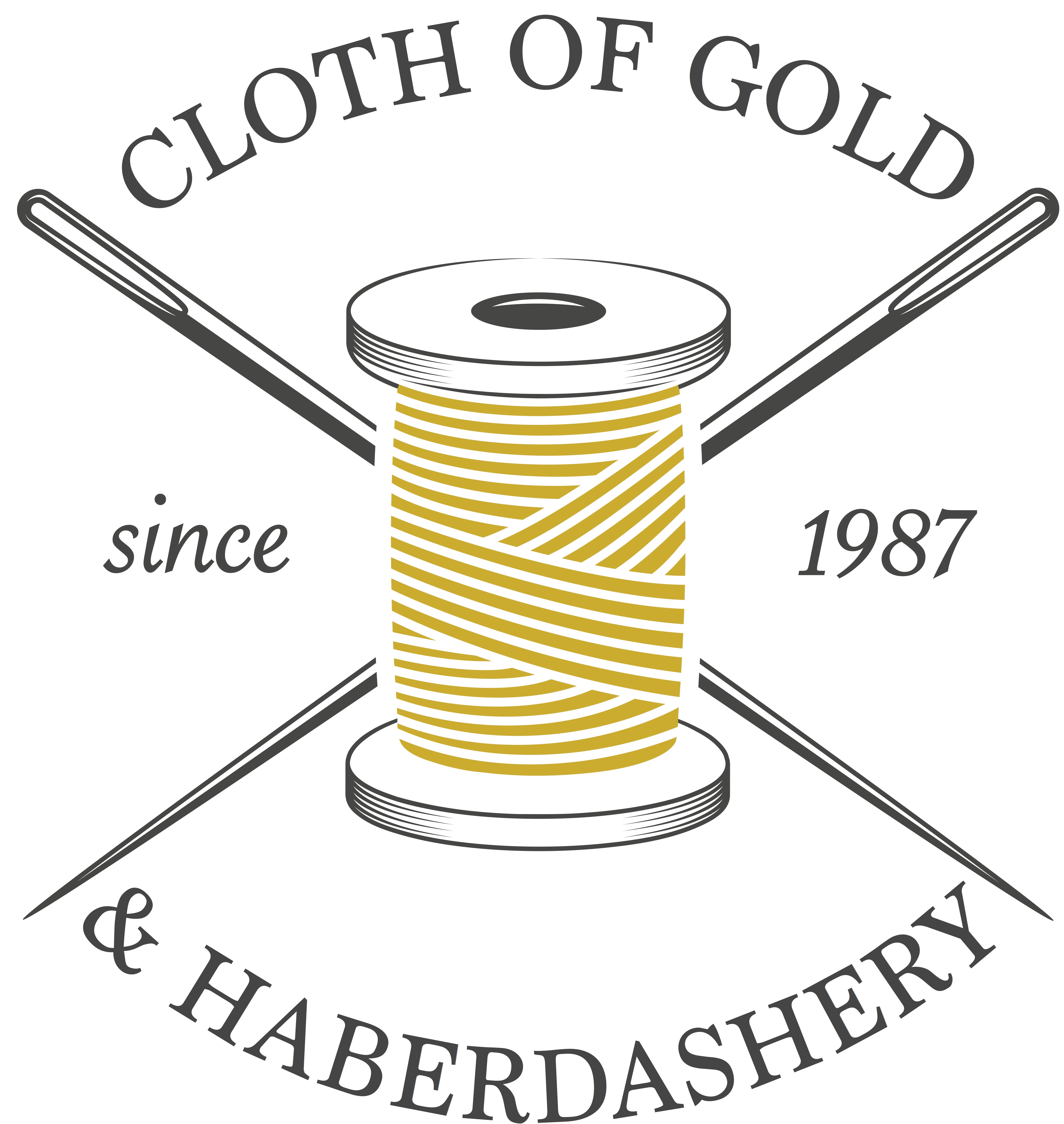 Cloth of Gold & Haberdashery Ltd logo