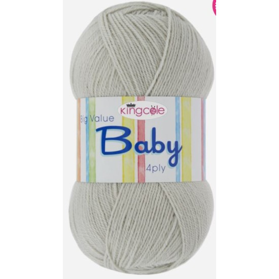 Big Value Baby 4Ply from King Cole