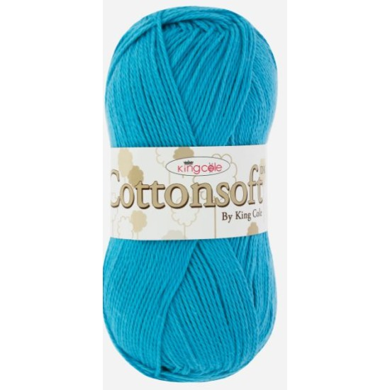 Cottonsoft Double Knitting from King Cole