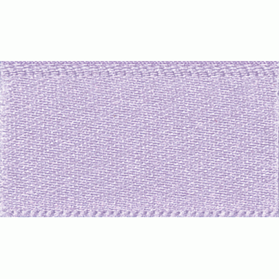 Double Faced Satin Ribbon 15mm, Lilac