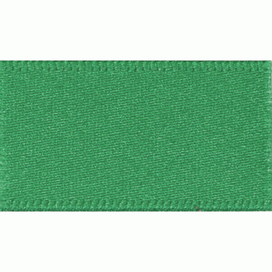 Double Faced Satin Ribbon 3mm, Bottle Green
