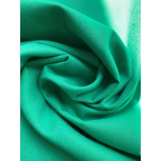 Emerald 100% Cotton, Plain