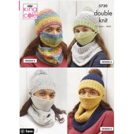 Hats, Face Coverings and Cowels - 5730
