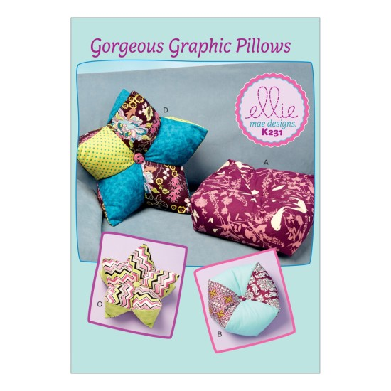K0231 Pillows in Three Styles