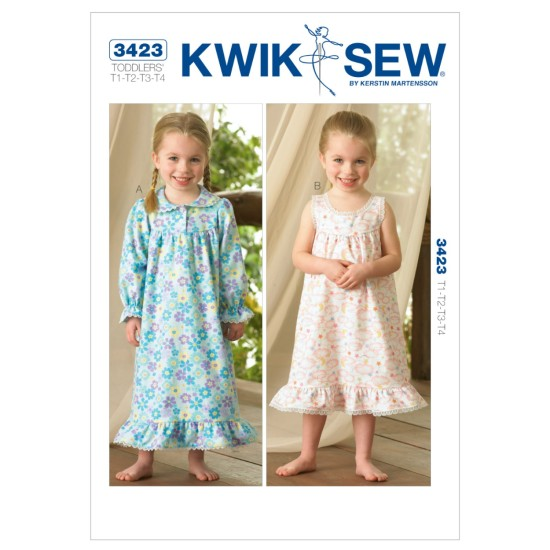 K3423 Nightgowns