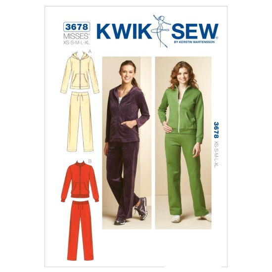 K3678 Jackets & Trousers